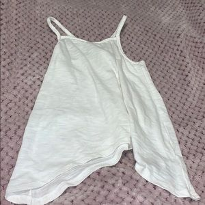 OLD NAVY WHITE TANK TOP
